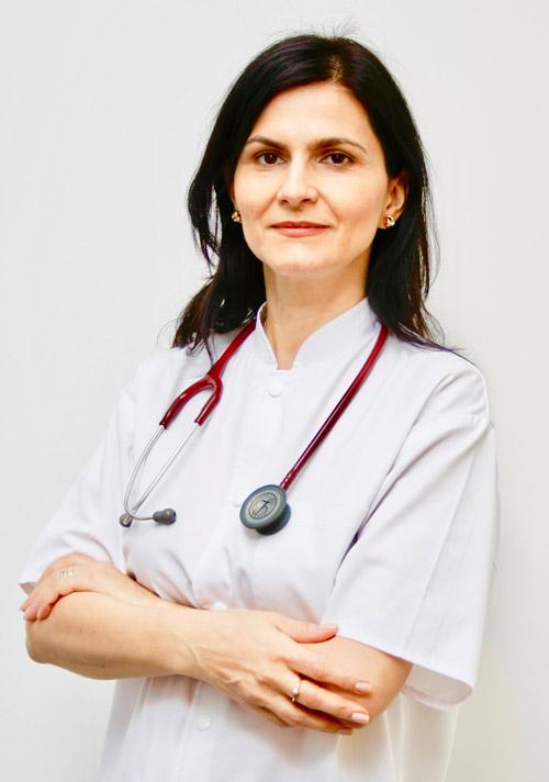 Dr. Grigorascu Lucica Irina Medic Primar, Endocrinologie