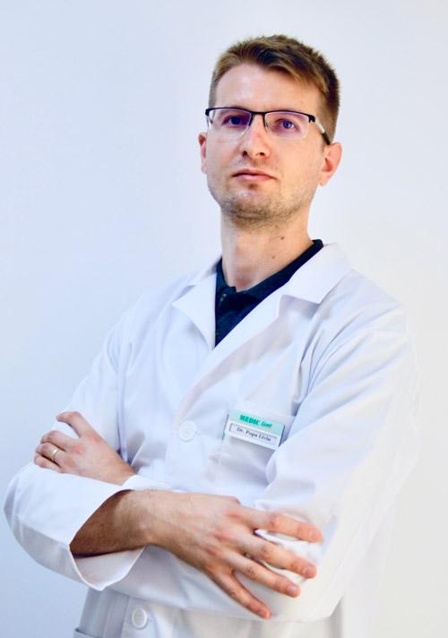 Dr. Popa Liviu  Medic Specialist, Neurologie
