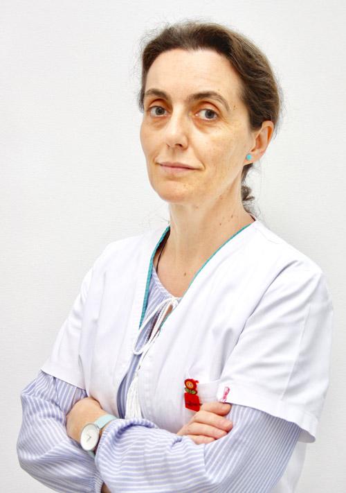 Dr. Voicu Daniela Medic Primar, Endocrinologie